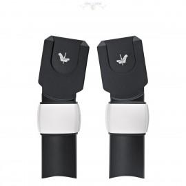 Adaptadores de Silla de auto Maxi-Cosi Bugaboo para Fox negro/gris