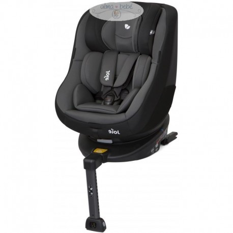 Silla de Auto Grupo 0+/1 Joie Modelo spin 360 Color Two Tone Black