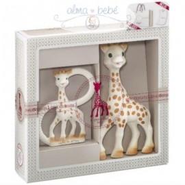Set Sophie la jirafa + mordedor