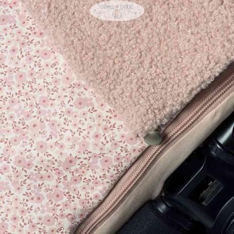 Saco para silla de paseo Flower Mellow Pasito a Pasito