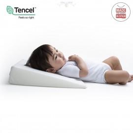 Almohada Confort Cuna 55x37 cm liso blanco