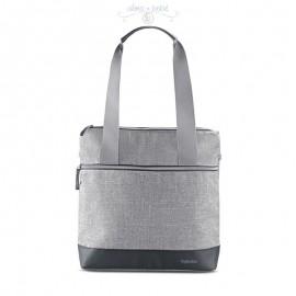 Bolso Mochila Back Bag Silk Grey