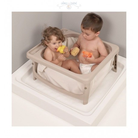 Bañera plegable Jané Modelo Smart Bath